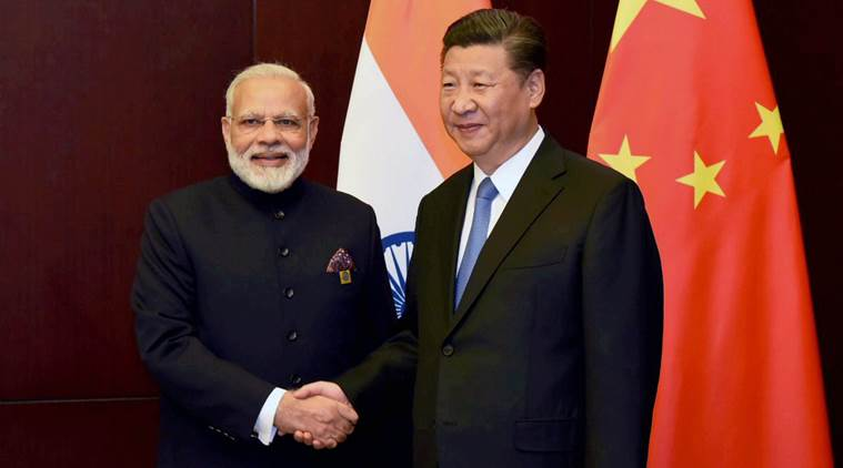 Bilateral meeting   India, China agree to keep peace on border