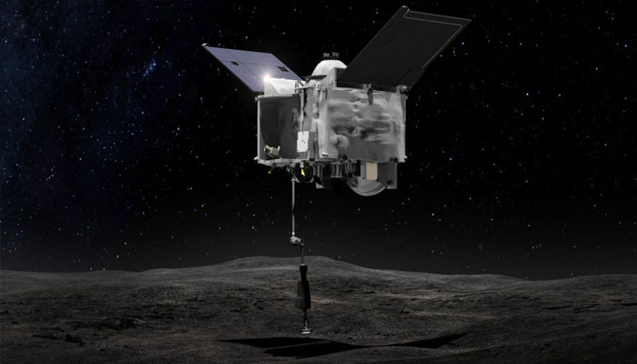 NASAS OSIRIS-REX mission to flyby Earth on Friday