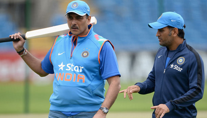 India needs Dhoni in World Cup 2019, says Ravi Shastri