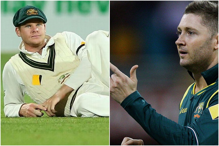 Smith wont be happy with Clarke as he terms Kohli better than him