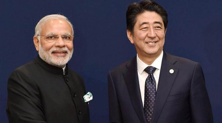 Japanese PM Shinzo Abe on two-day visit to India from Wednesday
