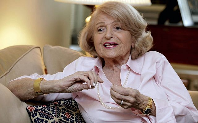 Gay rights trailblazer Edie Windsor passes away at 88