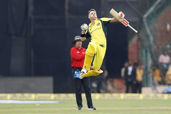 IndvsAus: Australia sets mammoth 334-run total against India