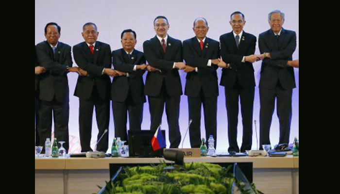 ASEAN Defence Ministers begin security talks in Philippines