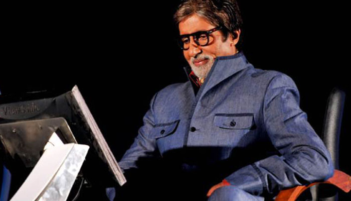 Privileged to be top most influencer for UNICEF: Amitabh Bachchan