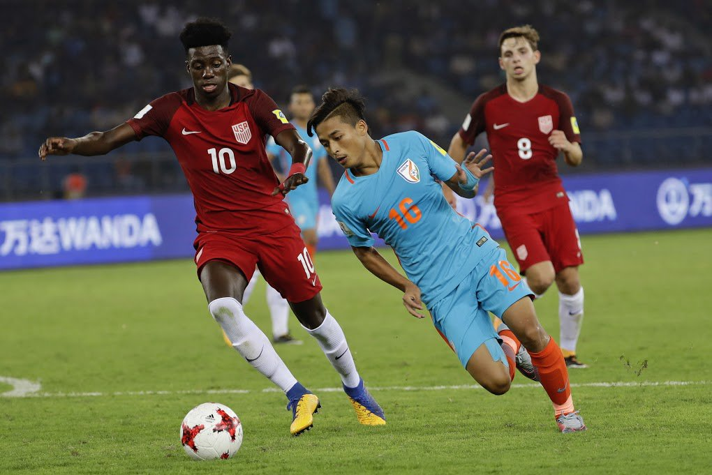 U-17 World Cup: India go down to US in campaign opener