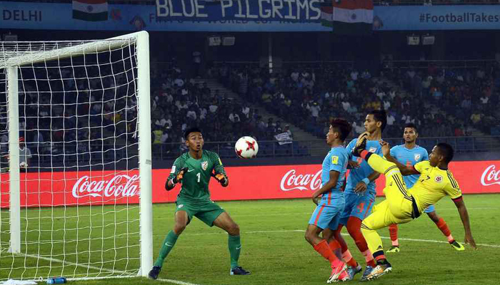 FIFA U-17 World Cup IND v COL: India loses match, wins hearts