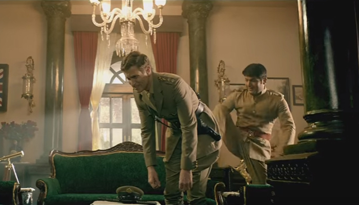 Kapil Sharma releases dramatic Firangi official trailer | Watch Here