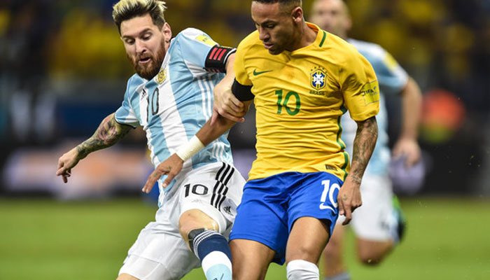 Messi clinches WC spot for Argentina with his hat-trick show