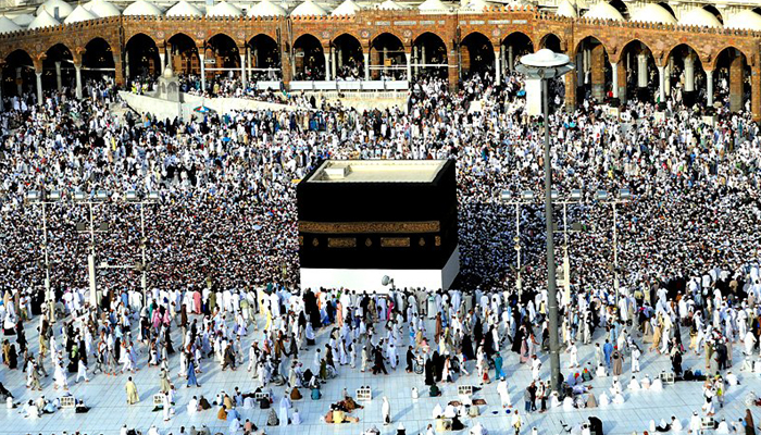 Now, Muslim women aging above 45 allowed to go for Haj