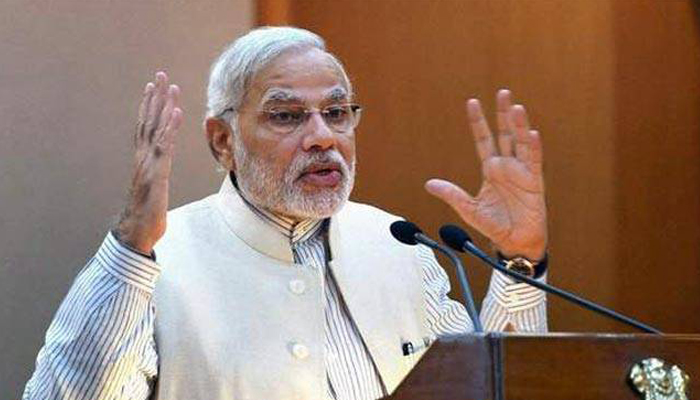 Congress is like termites, must be removed, says PM Modi