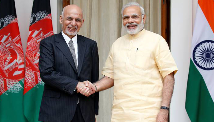 India, Afghan vow to vanish state-sponsored safe heavens of terrorists