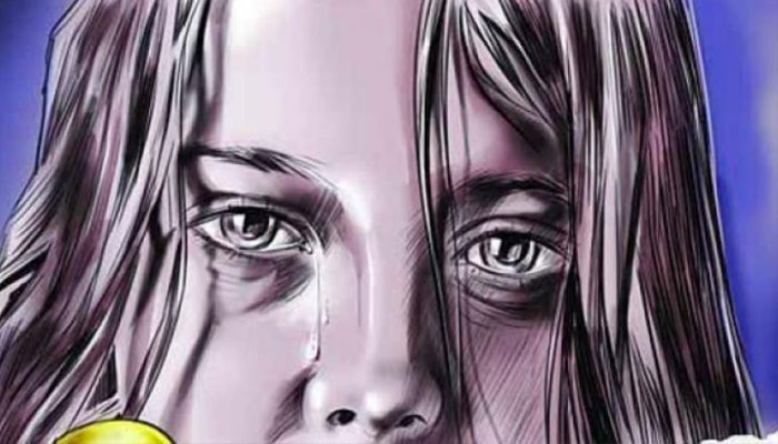 Once again humanity killed in UP, woman raped in front of husband