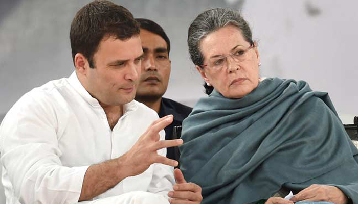 Ma is much better, says Rahul about Sonia Gandhis health