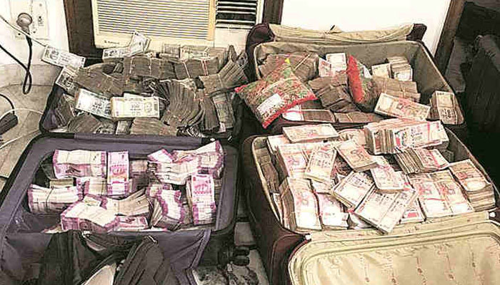 Income Tax raids over 50 places in NCR, recovers Rs seven crore
