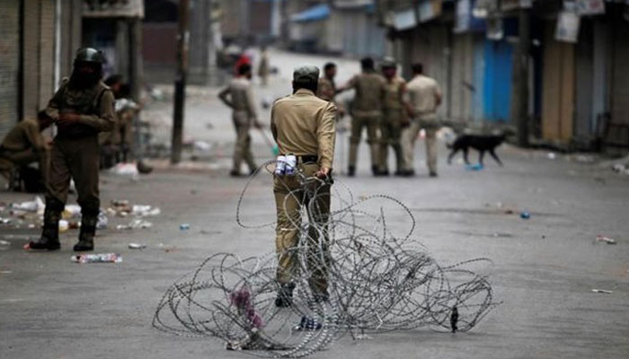 Restrictions imposed in Srinagar to prevent separatist-called protests