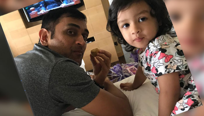Ever heard a song so cute before Ziva Dhoni turned singer?