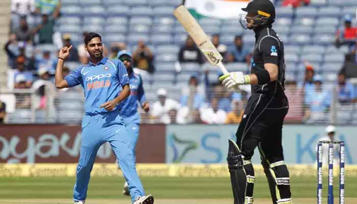 Ind vs NZ: Pacers shine, New Zealand sets 231-run target