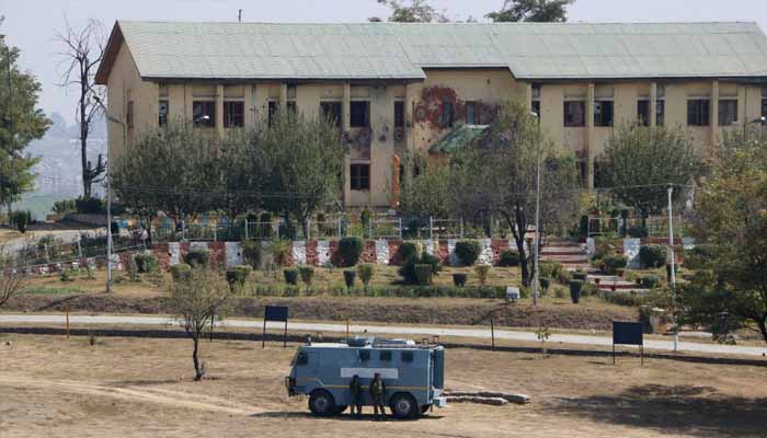 Three terrorists, trooper die in suicide attack on BSF camp