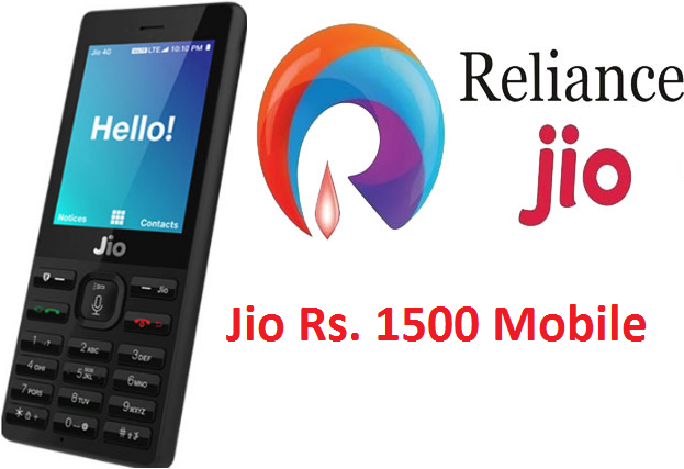 Reliance Jio soon to announce booking date for Rs 1500 JioPhone