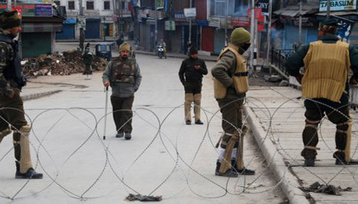 Restrictions in Srinagar to thwart black day protests