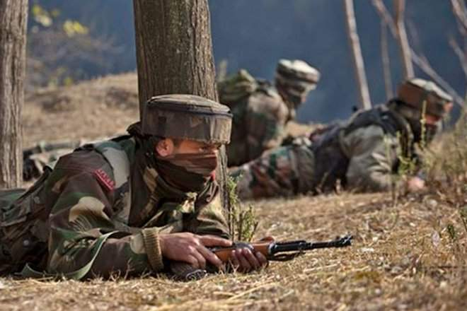 Pakistani army resorts to firing along LoC in Poonch district