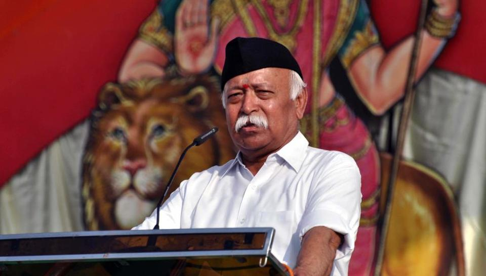 RSS replies to Rahul Gandhi, says will consider shakhas for women