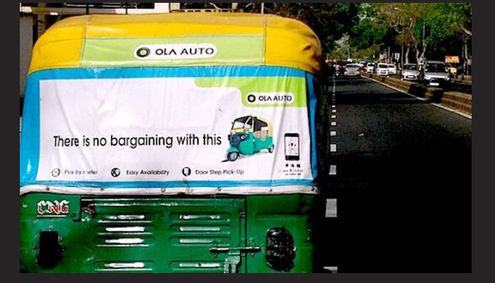 Ola extends Auto-Connect WiFi to its 3-wheeler service