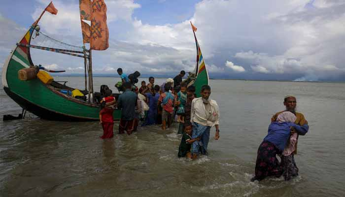 Shun emotions, address Rohingya issue on law and human values: SC