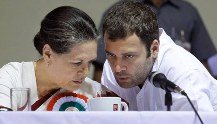 Rahul Gandhi to take over as Congress president soon, confirms Sonia