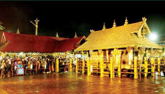 Sabrimala: Two women allegedly enter, Temple shut downs for purification