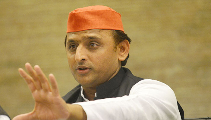 Akhilesh attacks digital India over technical problems during UP civic polls