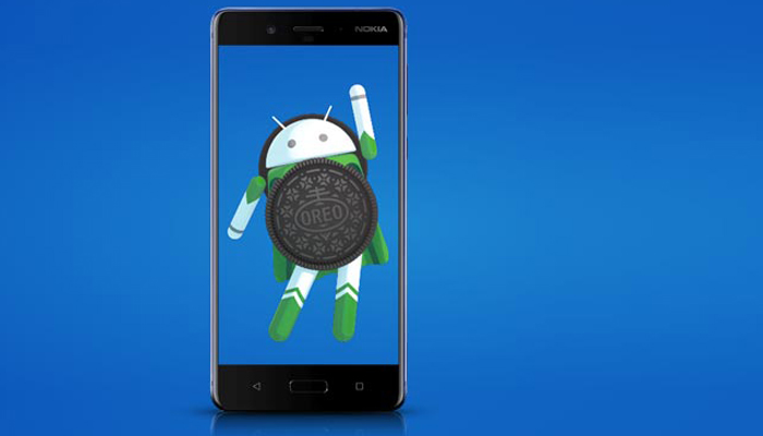 Android 8.0 Oreo update rolled out for Nokia 8