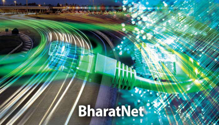 Govt launches BharatNet Phase II, telcos give cheques to participate