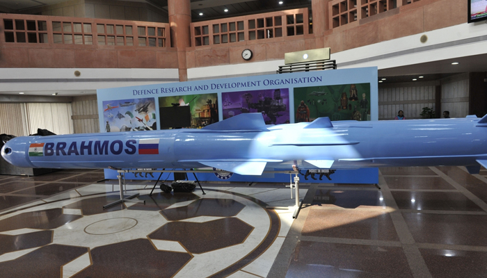 Air variant of BrahMos missile test fired from Sukhoi jet