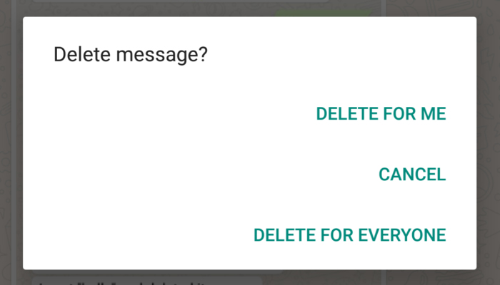 Loophole in Delete for Everyone feature on WhatsApp exposed   Check