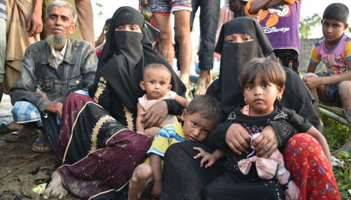 Rohingya refugees in Bangladesh targeted by human traffickers