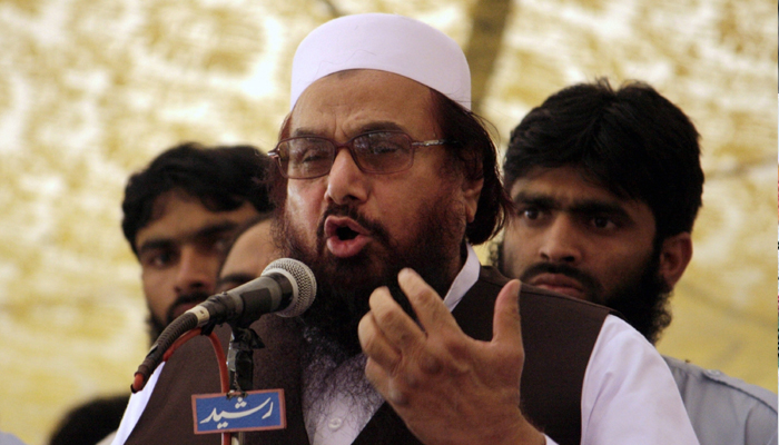 Pak court orders release of Hafiz Saeed ahead of 26/11 anniversary