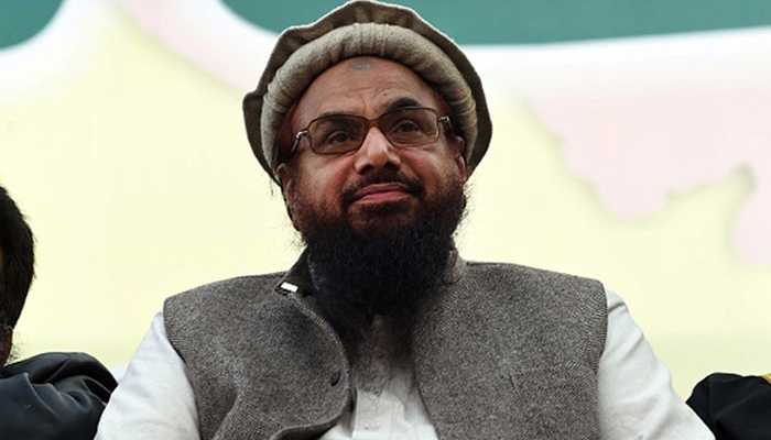 US asks Pak to re-arrest Hafiz Saeed; charge him for terror acts