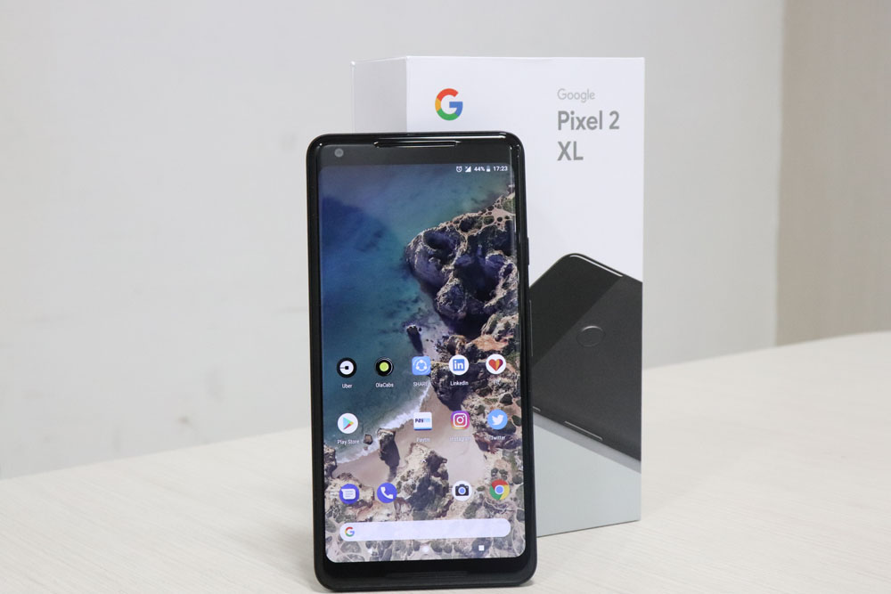 Google Pixel 2 XL: Promising flagship device with stunning camera
