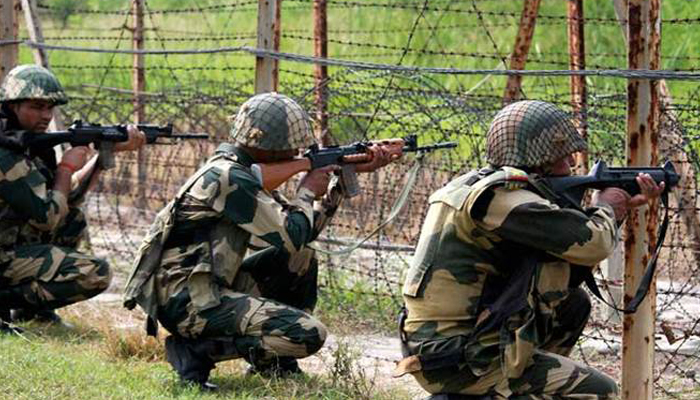 Indian, Pakistani troops clash on LoC in Poonch district