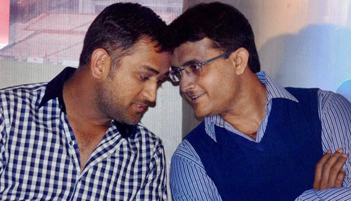 Is MS Dhoni on the same boat Sourav Ganguly was in 2007?