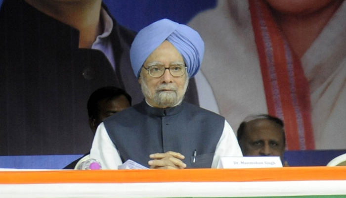 Current form of GST is tax terrorism, claims Manmohan Singh