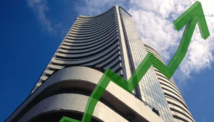 BSE Sensex opens on a positive note; up 384 points