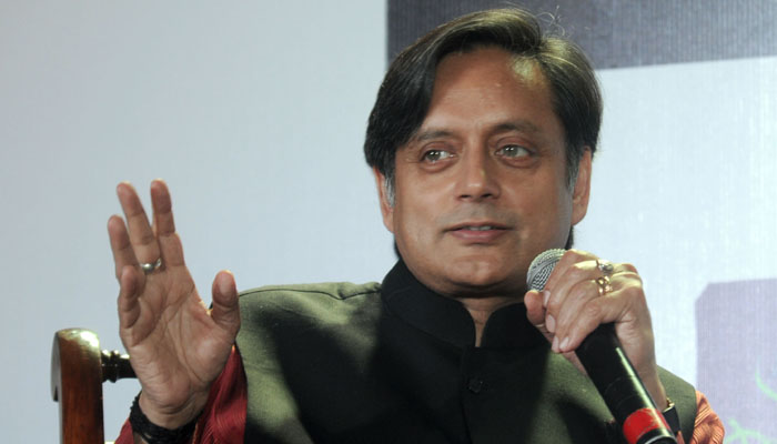 Tharoor attacks PM, says it will be Modis last Budget