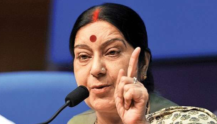 India committed to secure, inclusive cyber space: Sushma