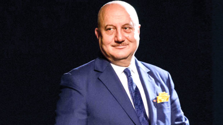 FTII should be taken seriously: Anupam Kher
