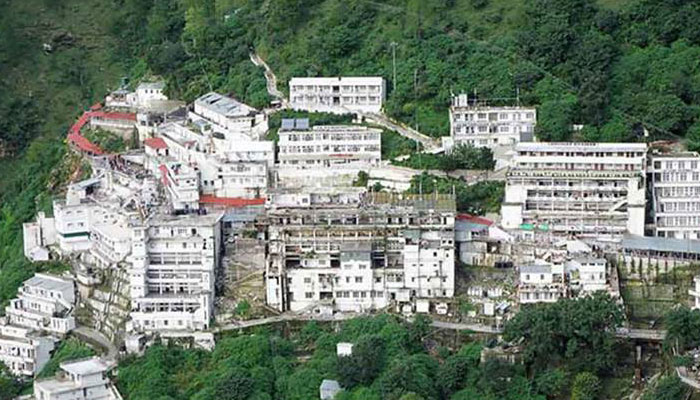 NGT puts cap on Vaishno Devi visitors   Only 50,000 devotees in a day