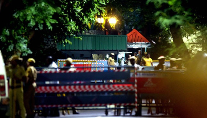 IT team searches two rooms of Jayalalithaas Poes Garden