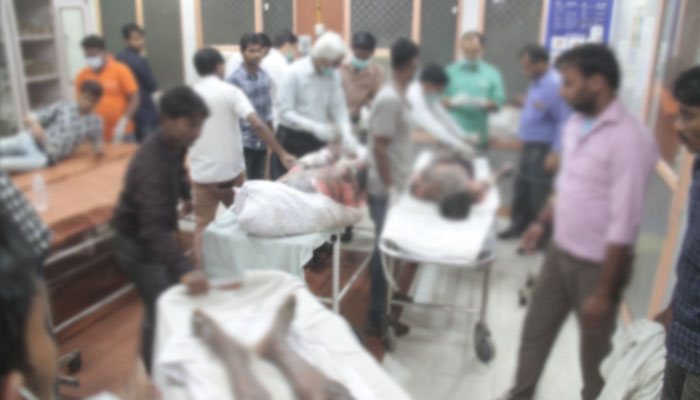 NTPC Boiler Blast: Six more injured admitted to AIIMS